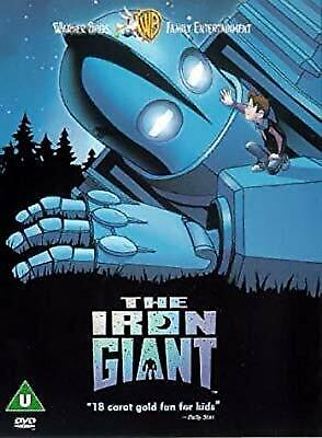 The Iron Giant [DVD] [1999], , Used; Very Good DVD