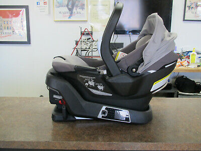 4moms Self-installing Infant Car Seat With Base