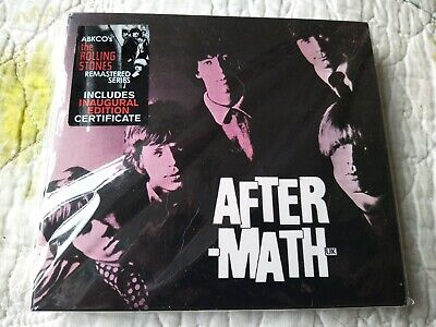 The Rolling Stones Aftermath UK ABKCO Remaster SACD