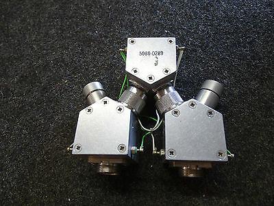 HP /  Agilent / Keysight 5080-0289 Triple RF Splitter