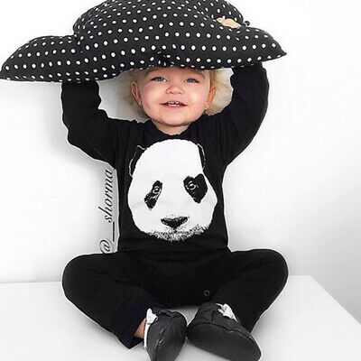 Boy Washable Cartoon Comfortable Durable Cute Long Sleeve Baby Rompers