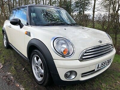 2009 '59' Mini One 'First' 1.4 85K Miles  **99P Start No Reserve**