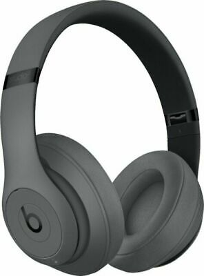 Beats by Dr. Dre Studio 3 Wireless Noise Cancelling Headphones Gray Unopened NEW