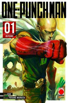 ONE-PUNCH MAN n. 1 SECONDA RISTAMPA