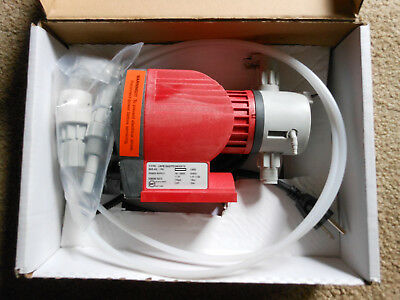 New - Prominent Fluid Controls Cnpb1002Ppe2M0D010 Dosing Pump 145Psi 0.63Gph
