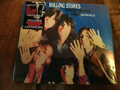 The Rolling Stones Through The Past Darkly ABKCO Remaster SACD