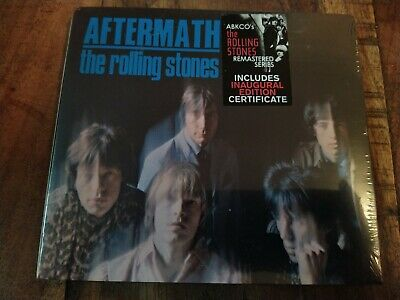 The Rolling Stones Aftermath ABkCO Remaster SACD  New 2002