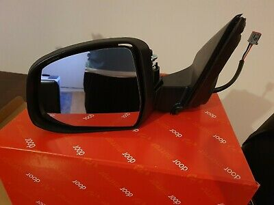 Ford Mondeo 2010-2014 Door Wing Mirror Heated Electric Primed Right Power Fold