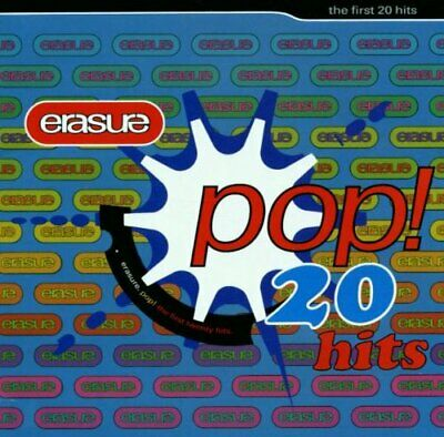 Erasure : Pop:The First 20 Hits CD Value Guaranteed from eBay's biggest seller!