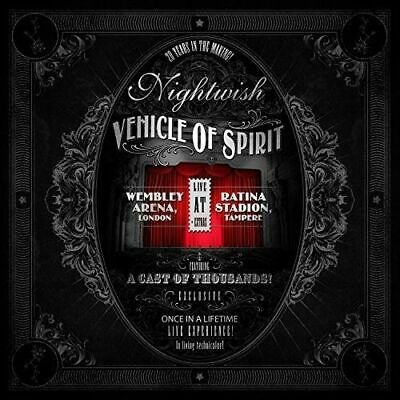Vehicle Of Spirit - Nightwish - CD/2 - Bluray /2