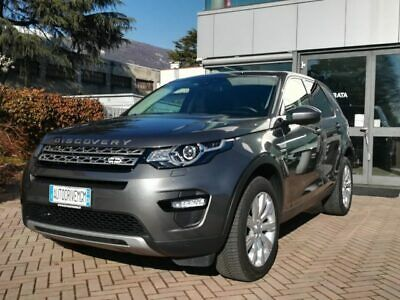 LAND ROVER Discovery Sport 2.0 TD4 150 CV HSE AWD