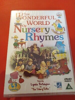 The Wonderful World Of Nursery Rhymes DVD