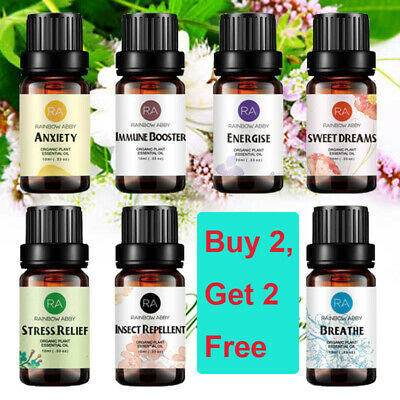 10/30ML Essential Oil Blends Essential Oils Blends For Diffuser and Aromatherapy