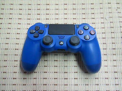 Sony Playstation 4 Dualshock V2 2016 Blau - Original PS4 Wireless Controller