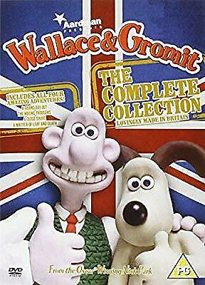Wallace & Gromit - The Complete Collection [DVD], , Used; Good DVD