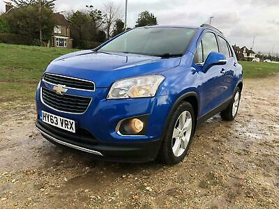 2013 Chevrolet Trax 1.4T LT Hatchback PETROL Manual
