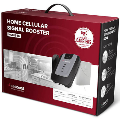weBoost Home 4G Cell Phone Booster Kit - 470101 - Open Box