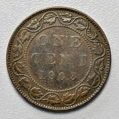 Canada Large Cent - 1903 ++ Sharp Grade!! ++ [944-15]