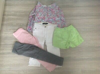 Girls Sprng/Summer Bundle 4-5 Years- Mini Bden, M&S, Mothercare