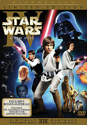 Star Wars Episode IV: A New Hope [Limited Edition]