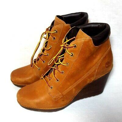 TIMBERLAND MERIDEN ANKLE Boots Chaussures Femme 41 Bottines