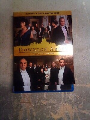 Downton Abbey Movie 2019 (Blu Ray + Digital HD) (NO DVD INCLUDED)