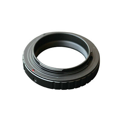 1PCS Telescope Mount Adapter T2 T-Ring M42x0.75mm For Canon/Nikon/Sony Cameras