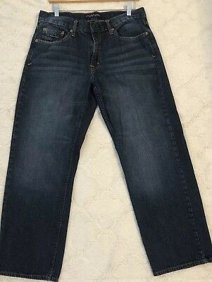 US Assn Polo Jeans Size 34x30 Measuring 32W 28L Straight Fit