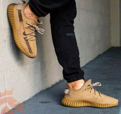 ✅Adidas Yeezy Boost 350 V2 Earth Fx9033 Men Size 12.5 100% Authentic✅