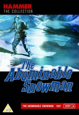 The Abominable Snowman - Sealed NEW DVD - Peter Cushing