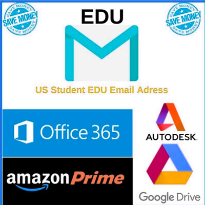 Edu Email 6 Months Amazon Prime Unlimited ✅+++Special gift for every order