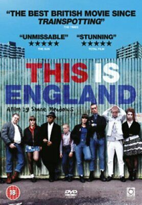 This Is England - Sealed NEW DVD - Stephen Graham