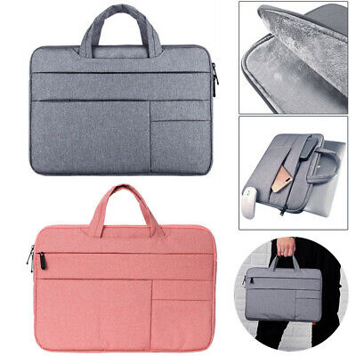 """Laptop Sleeve Case Carry Bag For Macbook Air/Pro Lenovo Dell HP ASUS 13"""" 14"""" AU"""