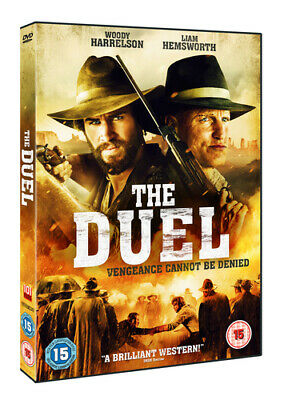 The Duel DVD (2017) Woody Harrelson, Darcy-Smith (DIR) cert 15 Amazing Value