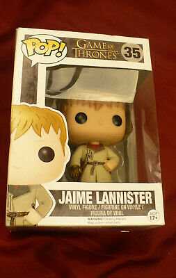 Jaime Lannister large head Funko Game of Thrones Pop 35  GOT vinyl figurine