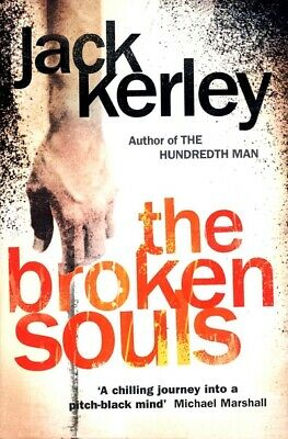 Carson Ryder: The broken souls by Jack Kerley (Hardback) FREE Shipping, Save £s