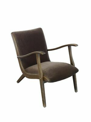 Cocktail Sessel Loungesessel Clubsessel mit Armlehne Vintage Retro (9570)