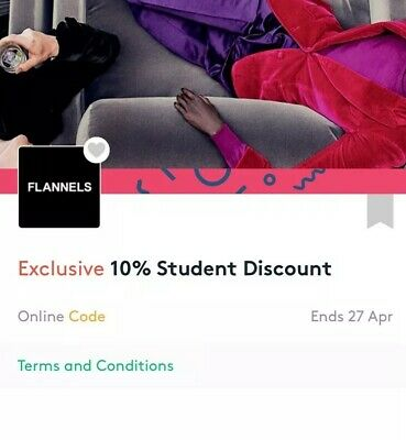 Flannels 10% Off Discount Code - Instant Reply