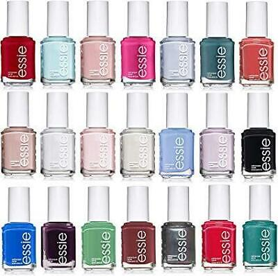 Essie Nail Polish 13.5mL - 40+ Colours and Shades Metallic Glitter Matte Creme F