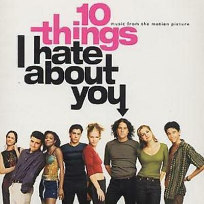 Various : 10 Things I Hate About You: music from the motion picture CD (1999)