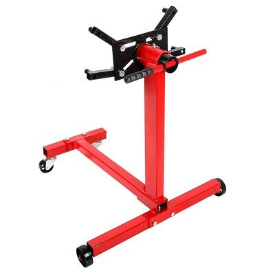 450KG Swivel Transmission Gearbox Engine Support Stand Mount 1000lbs Heavy Duty