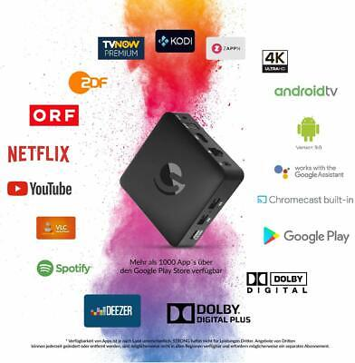 Ematic SRT202 4K Android Streaming Box mit Top Ausstattung