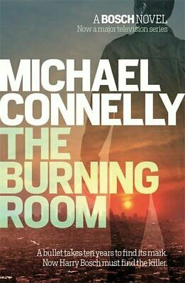 The Burning Room (Harry Bosch Series), Connelly 9781409145660 Free Shipping*-
