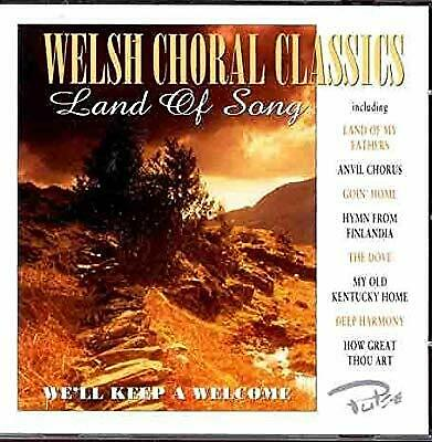 Welsh Choral Classics - Land of Song, Various Artists, Used; Good CD