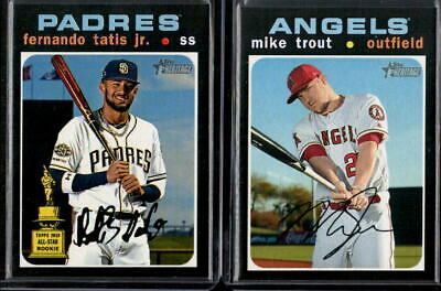 2020 Topps Heritage High Number SP Short Print - You Pick From A List