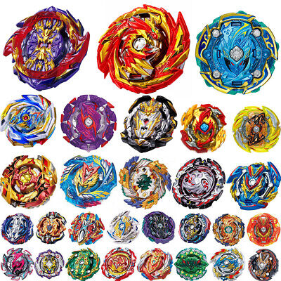 Burst Beyblade GT Gold Series Fusion Metal Fusion Masters No Launcher No Box Toy