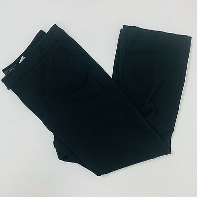 NYDJ Not Your Daughters Jeans Black Tuck Lift Pants Size 18