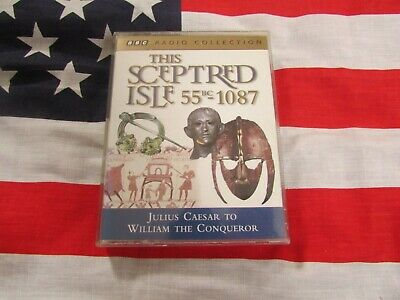 This Sceptred Isle 55bc-1087   BBC Radio 4 Collection Double Cassette Tape