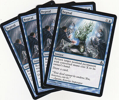 MTG 1x repeal-Guildpact Bounce draw FOIL NM *