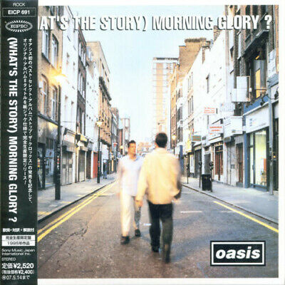 Oasis : (Whats Story) Morning Glory? (Mlps) CD Expertly Refurbished Product